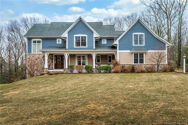 23 Sweetheart Mountain Road, Canton, CT 06019 (MLS #170270527) :: Carbutti & Co Realtors