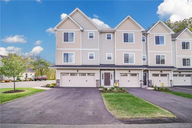 41 Kennison Court #75, South Windsor, CT 06074 (MLS #170270555) :: The Higgins Group - The CT Home Finder