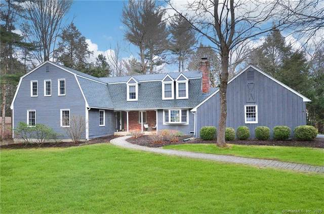 29 Rocklyn Drive, Simsbury, CT 06092 (MLS #170272072) :: The Higgins Group - The CT Home Finder