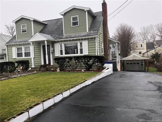 129 Woodmont Avenue, Bridgeport, CT 06606 (MLS #170272609) :: The Higgins Group - The CT Home Finder