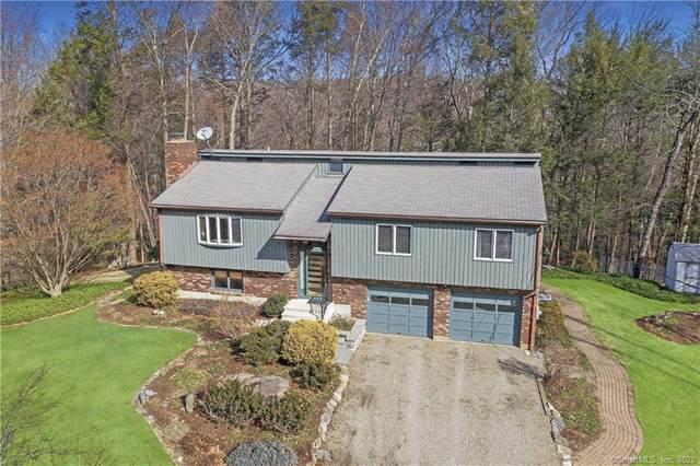 102 Village Drive, Shelton, CT 06484 (MLS #170273448) :: Spectrum Real Estate Consultants