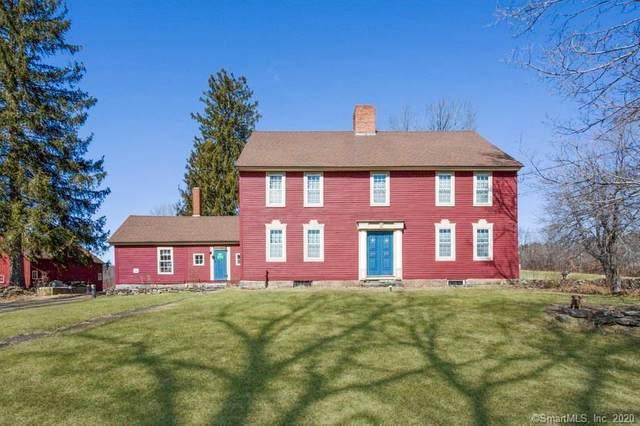 100 Upper Road, Stafford, CT 06076 (MLS #170274905) :: GEN Next Real Estate
