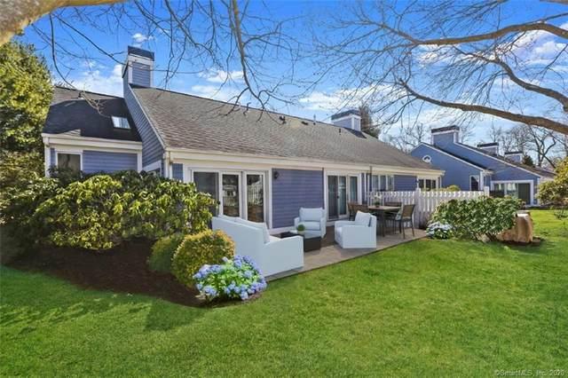 310 Lansdowne #310, Westport, CT 06880 (MLS #170274929) :: Spectrum Real Estate Consultants