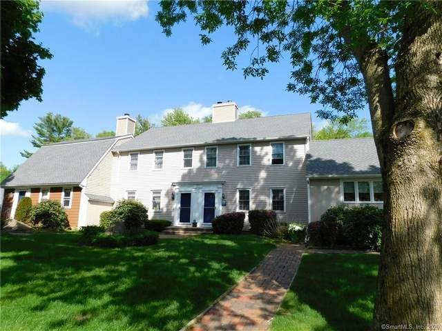 61 Independence Drive #61, Mansfield, CT 06250 (MLS #170275701) :: The Higgins Group - The CT Home Finder