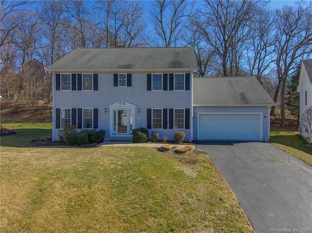 9 White Oak Drive #9, Danbury, CT 06810 (MLS #170275975) :: Carbutti & Co Realtors