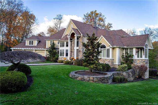 17 Blackhawk Road, Trumbull, CT 06611 (MLS #170276867) :: The Higgins Group - The CT Home Finder