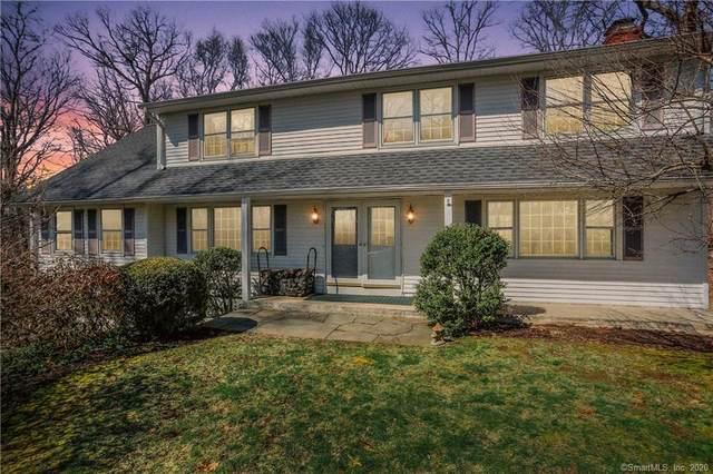 139 Seth Low Mountain Road, Ridgefield, CT 06877 (MLS #170276943) :: Spectrum Real Estate Consultants