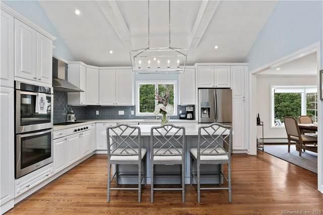 47 Glen Road, Greenwich, CT 06830 (MLS #170277284) :: Spectrum Real Estate Consultants