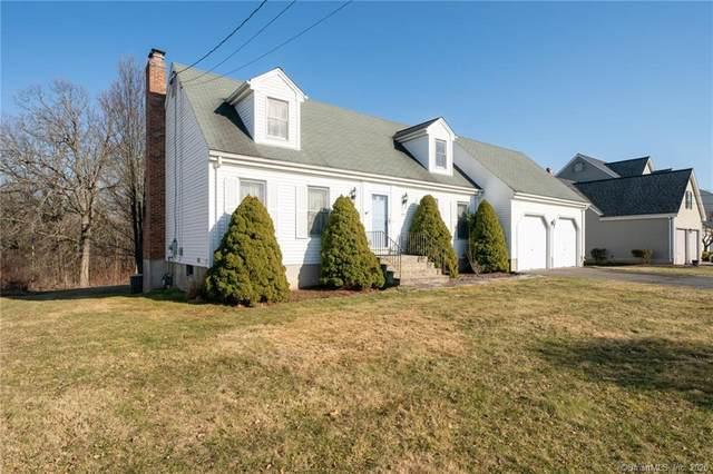 216 Willow Street, Wethersfield, CT 06109 (MLS #170278169) :: Carbutti & Co Realtors