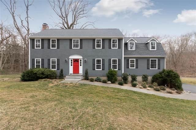 52 Stonebridge Road, Wilton, CT 06897 (MLS #170278390) :: Michael & Associates Premium Properties | MAPP TEAM