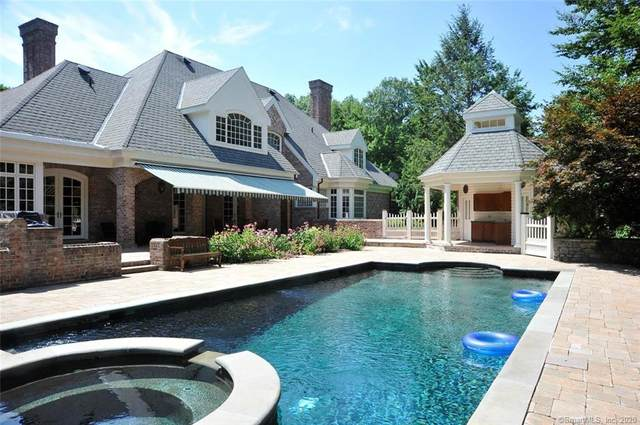 19 Woods End Lane, Weston, CT 06883 (MLS #170279302) :: The Higgins Group - The CT Home Finder