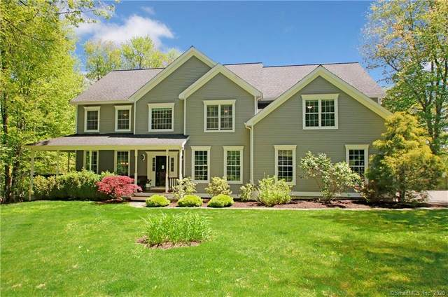 46 Old Green Road, Newtown, CT 06482 (MLS #170280282) :: Carbutti & Co Realtors