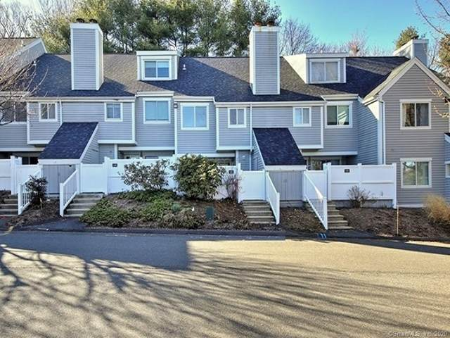 121 Country Place #121, Shelton, CT 06484 (MLS #170280322) :: The Higgins Group - The CT Home Finder