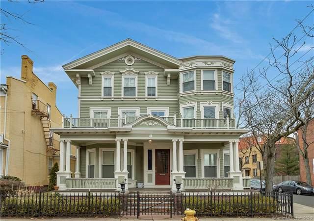 231 Greene Street #1, New Haven, CT 06511 (MLS #170280940) :: Michael & Associates Premium Properties | MAPP TEAM