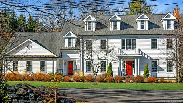 5 Blueberry Hill Road, Weston, CT 06883 (MLS #170281026) :: The Higgins Group - The CT Home Finder