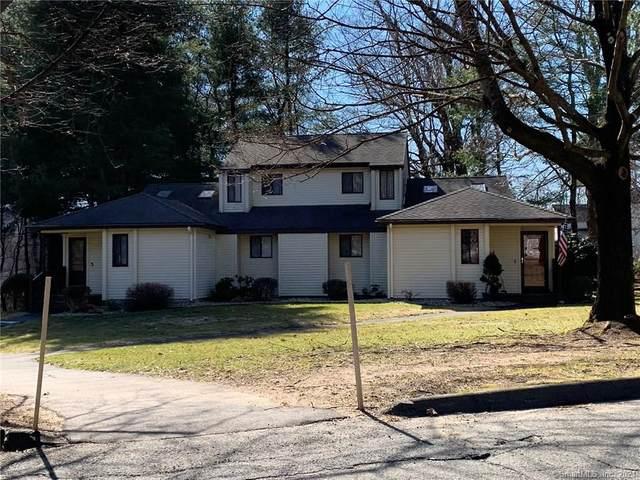 44 Simsbury Landing #44, Simsbury, CT 06070 (MLS #170281652) :: Tim Dent Real Estate Group