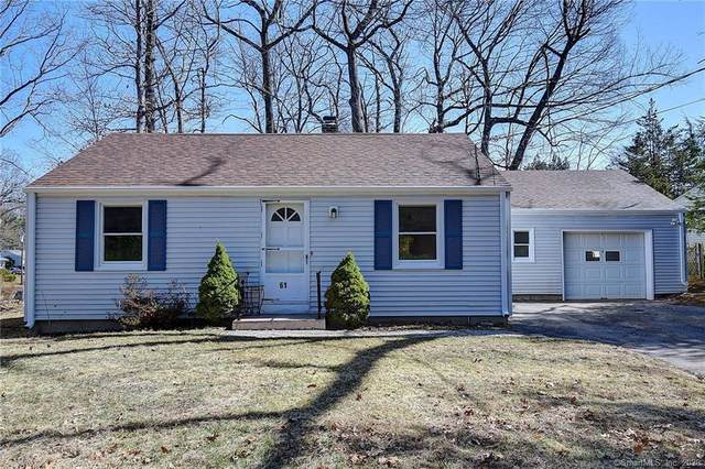 61 Ledgecrest Drive, Newington, CT 06111 (MLS #170281672) :: Hergenrother Realty Group Connecticut