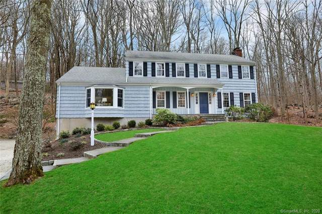 86 Stonebridge Road, Wilton, CT 06897 (MLS #170281867) :: The Higgins Group - The CT Home Finder