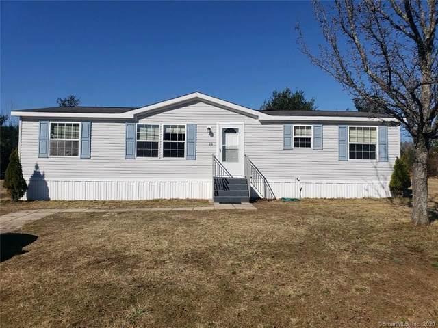 25 Circle Drive, Windham, CT 06256 (MLS #170282188) :: Spectrum Real Estate Consultants