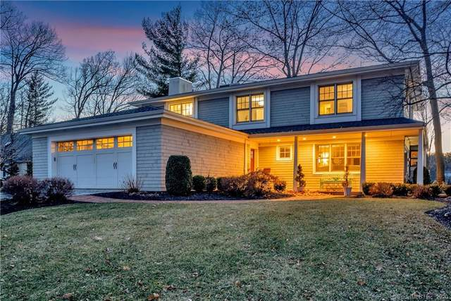 115 Waterside Lane, West Hartford, CT 06107 (MLS #170282371) :: Hergenrother Realty Group Connecticut