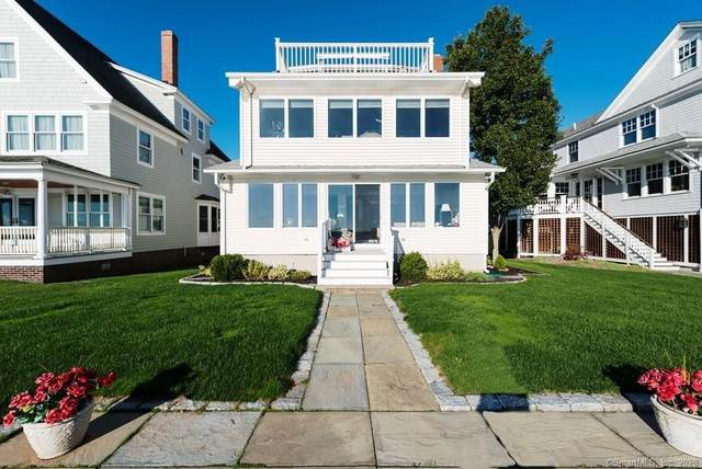 58 Island View Avenue, Branford, CT 06405 (MLS #170282882) :: The Higgins Group - The CT Home Finder