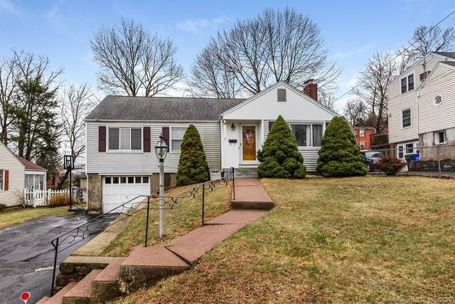 21 Crystal Street, Wethersfield, CT 06109 (MLS #170283421) :: Hergenrother Realty Group Connecticut
