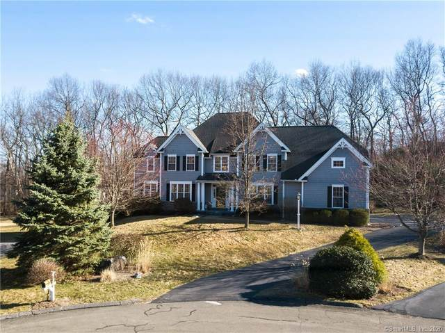54 Queens Peak, Canton, CT 06019 (MLS #170283485) :: Hergenrother Realty Group Connecticut