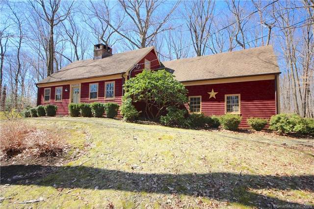 19 Silver Spring Road, Ridgefield, CT 06877 (MLS #170284274) :: Spectrum Real Estate Consultants