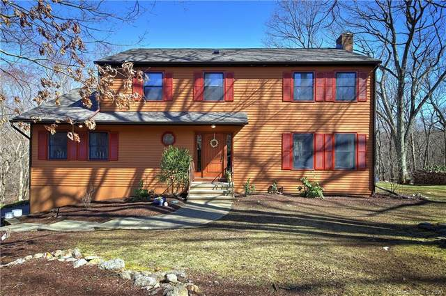 24 Vintage Road, Trumbull, CT 06611 (MLS #170284286) :: The Higgins Group - The CT Home Finder