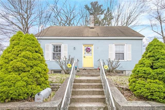 150 Walnut Street, Manchester, CT 06040 (MLS #170284293) :: Hergenrother Realty Group Connecticut