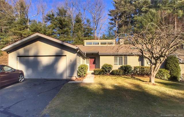 2 Bramble Bush #2, Avon, CT 06001 (MLS #170284841) :: Anytime Realty