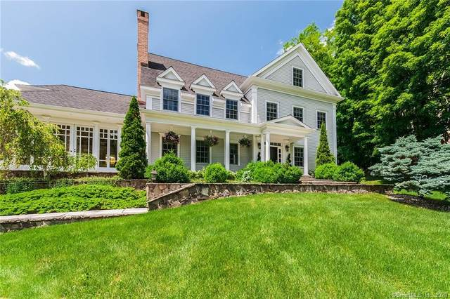 21 Stonehenge Road, Ridgefield, CT 06877 (MLS #170285049) :: Spectrum Real Estate Consultants