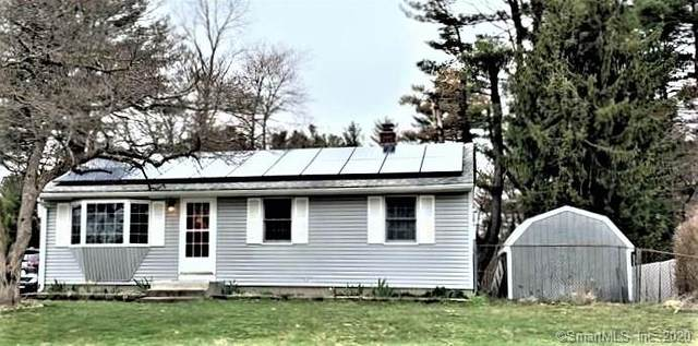 55 Circle Drive, Mansfield, CT 06250 (MLS #170286518) :: The Higgins Group - The CT Home Finder