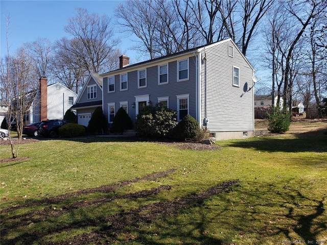 98 Farm Hill Road, Wallingford, CT 06492 (MLS #170291543) :: Coldwell Banker Premiere Realtors