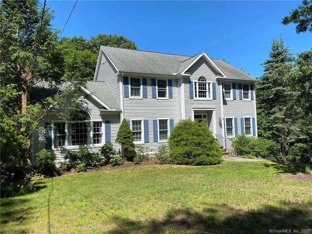 22 Pine Tree Hill Road, Newtown, CT 06470 (MLS #170292140) :: Frank Schiavone with William Raveis Real Estate