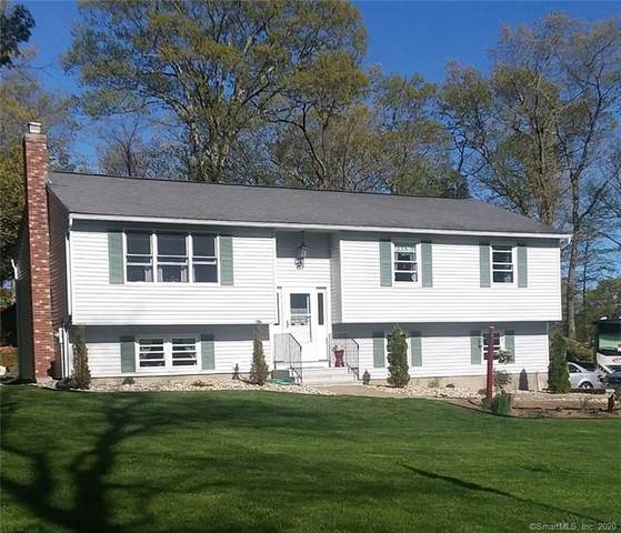 1 Oakridge Drive W, Stafford, CT 06076 (MLS #170293471) :: GEN Next Real Estate