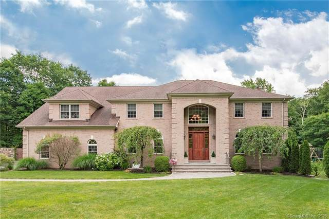 73 Bowman Drive, Greenwich, CT 06831 (MLS #170293590) :: Frank Schiavone with William Raveis Real Estate