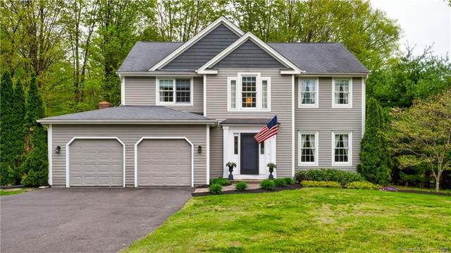 1 Thompson Hill Road, Canton, CT 06019 (MLS #170294139) :: Hergenrother Realty Group Connecticut