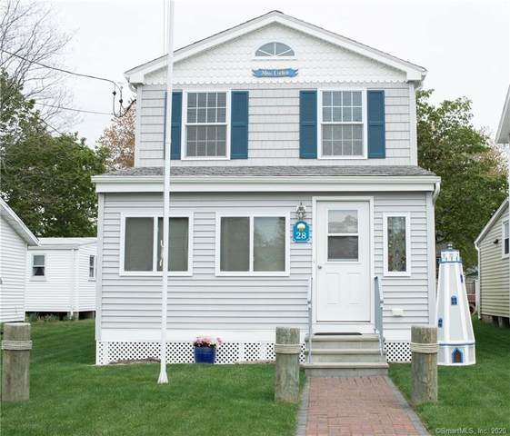 28 Hartford Avenue, Old Lyme, CT 06371 (MLS #170294519) :: Around Town Real Estate Team