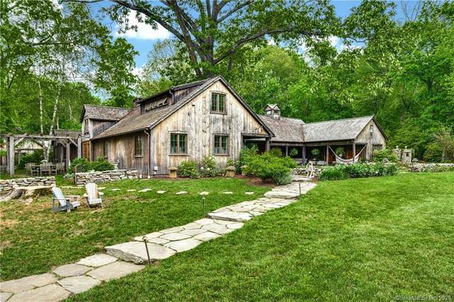 394 Brushy Ridge Road, New Canaan, CT 06840 (MLS #170294969) :: The Higgins Group - The CT Home Finder