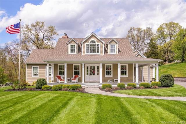 32 Codfish Hill Road, Bethel, CT 06801 (MLS #170296283) :: The Higgins Group - The CT Home Finder