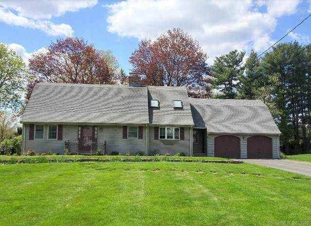 45 Boulter Road, Wethersfield, CT 06109 (MLS #170296645) :: Carbutti & Co Realtors