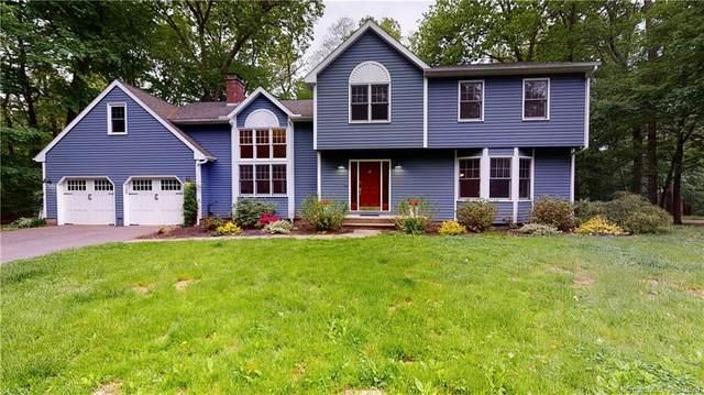 17 Village View Lane, Farmington, CT 06085 (MLS #170297041) :: Coldwell Banker Premiere Realtors