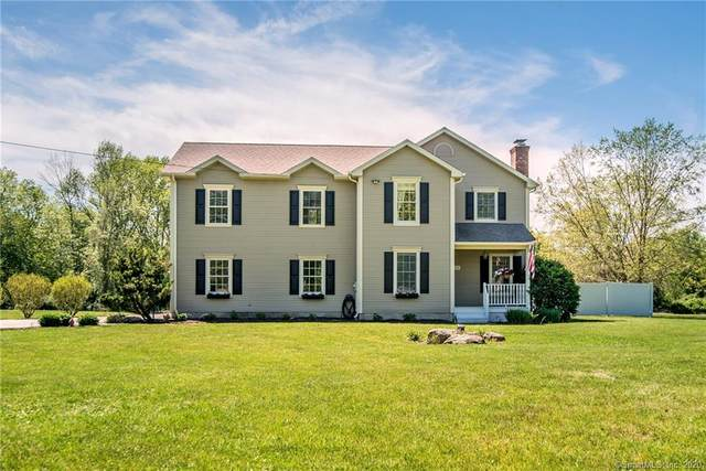 233 Squaw Rock Road, Plainfield, CT 06354 (MLS #170298041) :: Anytime Realty