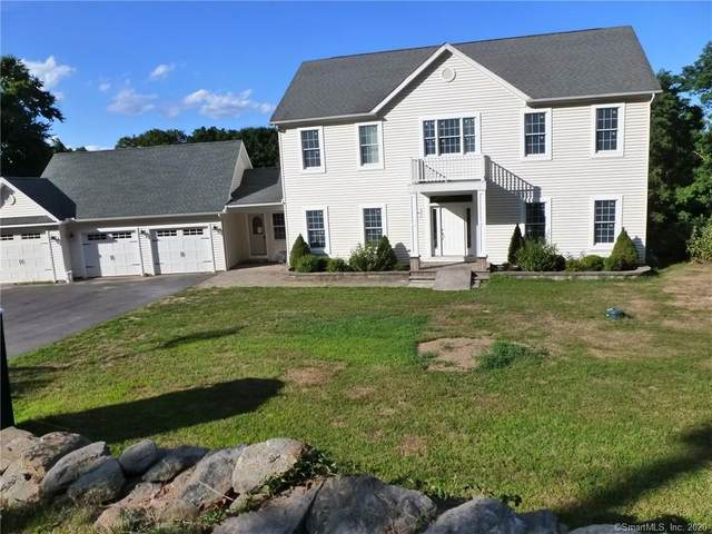 60 Old Chester Road, Haddam, CT 06438 (MLS #170298448) :: Around Town Real Estate Team