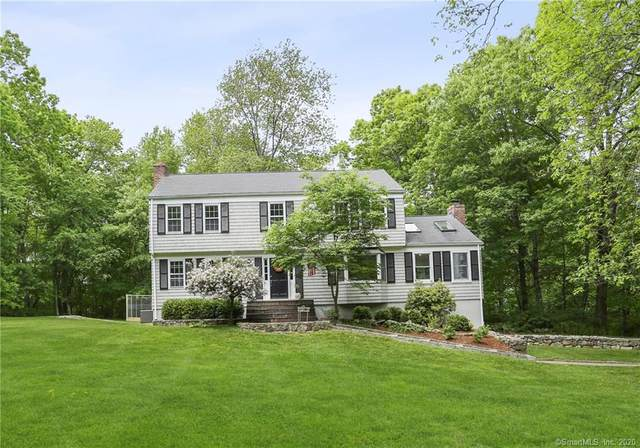 8 Longmeadows Road, Wilton, CT 06897 (MLS #170298640) :: The Higgins Group - The CT Home Finder