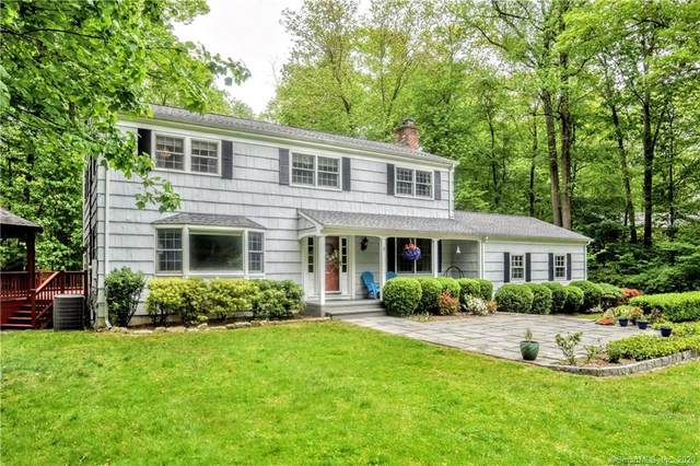 6 Branch Lane, Stamford, CT 06903 (MLS #170298847) :: The Higgins Group - The CT Home Finder