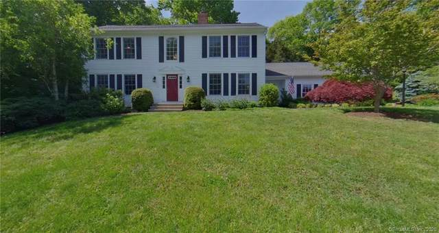 116 Frog Pond Lane, Fairfield, CT 06824 (MLS #170299027) :: The Higgins Group - The CT Home Finder