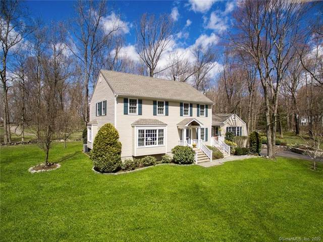 18 Hull Place, Ridgefield, CT 06877 (MLS #170299717) :: The Higgins Group - The CT Home Finder