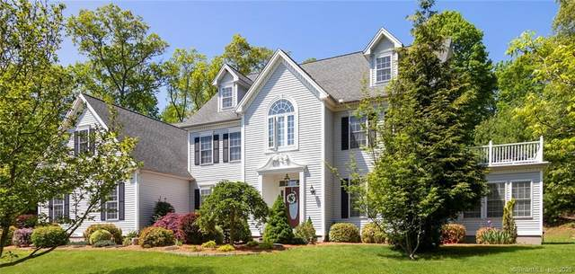 254 Royal Coach Lane, Southbury, CT 06488 (MLS #170299811) :: The Higgins Group - The CT Home Finder